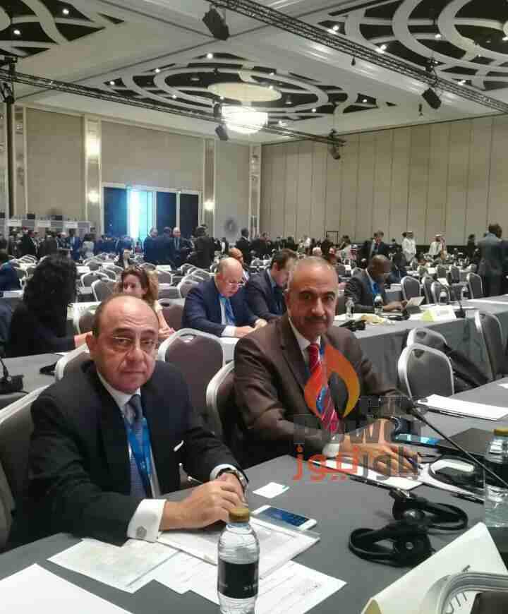 الخياط يشارك فى الاجتماع الثامن للجمعية العمومية للوكالة الدولية للطاقة المتجددة بأبو ظبي