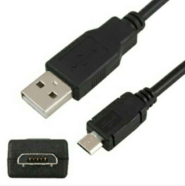 CABLE EQUIP USB 2.0 TIPO A – MICRO B 1M CALIDAD