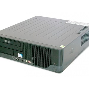 Fujitsu Esprimo E5730 SFF Core 2 Duo – COA Windows 7