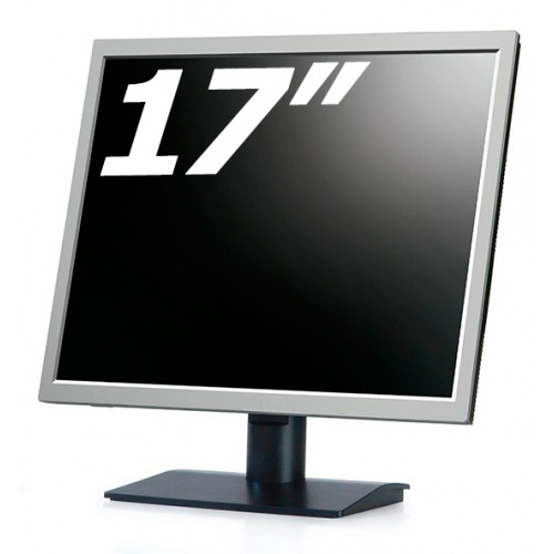Monitor LCD 17 Pulgadas Resolución 1280 x 1024 – Powerocasion