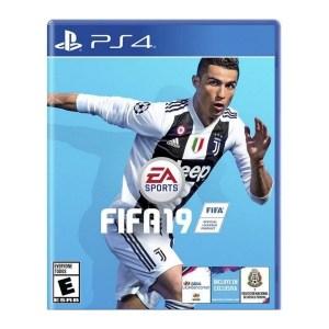 JUEGO PS4 FIFA 19 Edición Estándar