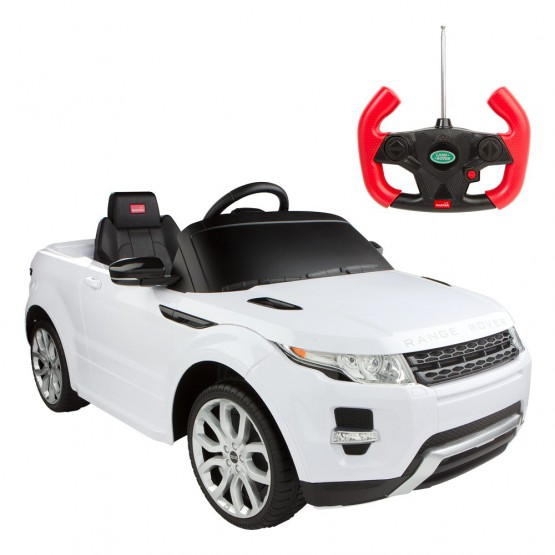 Coche de batería para niños Land Rover Evoque 6V Rastar
