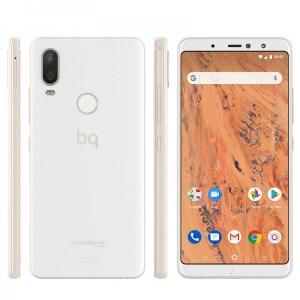 TELEFONO MOVIL BQ AQUARIS X2 32+3GB BLANCO