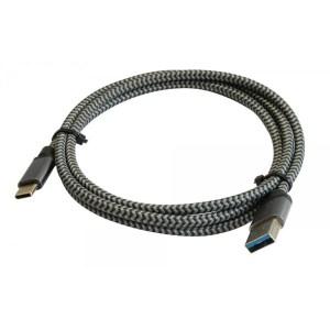 CABLE 3GO USB-A A TYPE-C 3.0 1,2M C134
