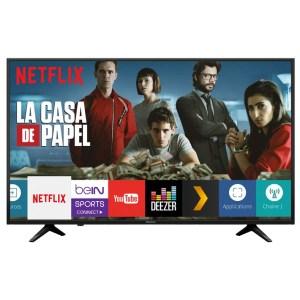 TELEVISION 43″ HISENSE 43A6140 4K UHD HDR SMART TV