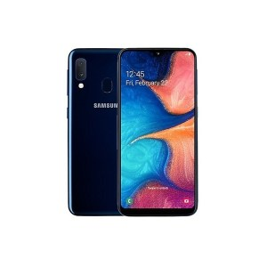 MOVIL SAMSUNG GALAXY A20E AZUL 5.8″-OC1.6-3GB-32GB SM-A202FZBDBTU