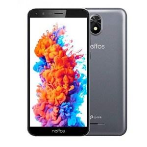 TELEFONO MOVIL TP-LINK NEFFOS C5 PLUS GRIS 5.34″ TP7031A22EU