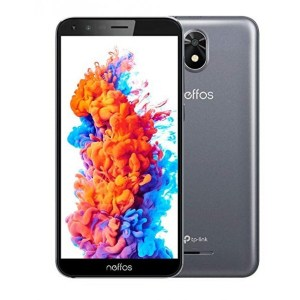 TELEFONO MOVIL TP-LINK NEFFOS C5 PLUS GRIS 5.34″ TP7031A21EU