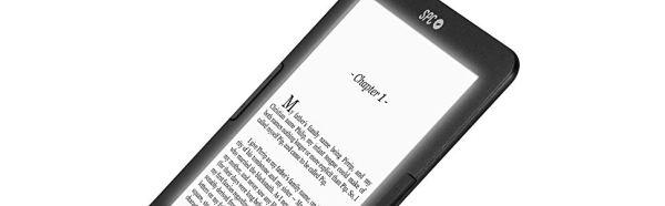 E-BOOK SPC DICKENS 5611 LIGHT E-READER 6″ 4GB