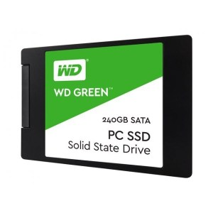 DISCO DURO SOLIDO SSD WD GREEN 240GB 2.5″ SATA3 7MM 3D