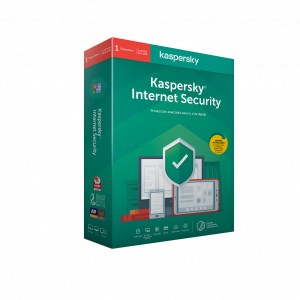 ANTIVIRUS KASPERSKY 2020 1 US INTERNET SECURITY
