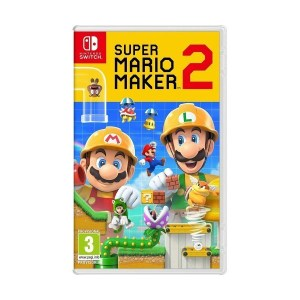 JUEGO SUPER MARIO MAKER 2 NINTENDO SWITCH