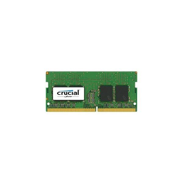 MEMORIA CRUCIAL SODIMM DDR4 8GB 2400MHZ CL17