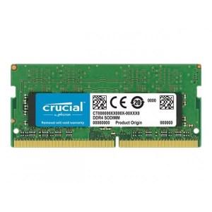 MEMORIA CRUCIAL SODIMM DDR4 8GB 2666MHZ PC4-21300