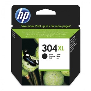 CARTUCHO HP 304XL NEGRO
