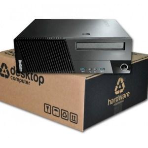 Ordenadores Intel Core i3 Lenovo ThinkCentre M72e SFF Ocasion