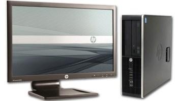 "KIT PC HP 8300 Elite SFF i5 + TFT 22"" OCASION"