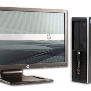 KIT PC HP 8300 Elite SFF i5 + TFT 22″ OCASION