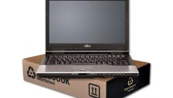 Portátiles Portátil 13-14'' Fujitsu Lifebook S752 Ocasion