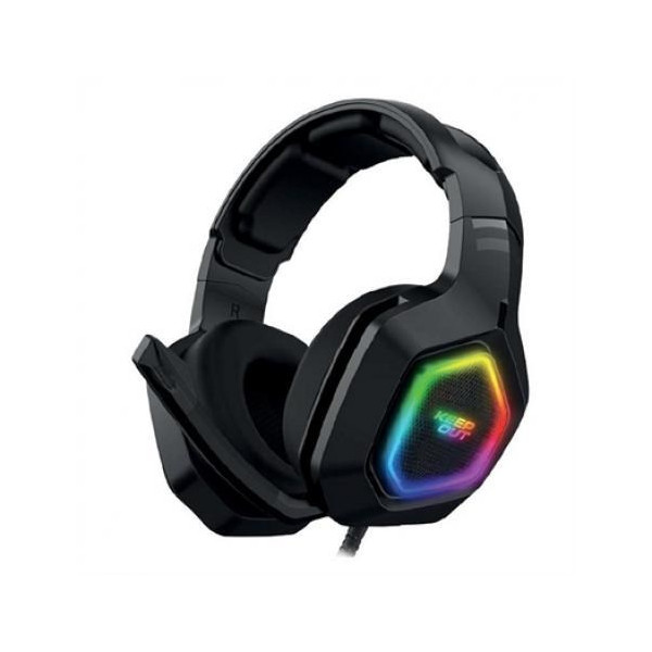 AURICULAR KEEPOUT GAMING HEADSET 7.1 HX901 PC-PS4