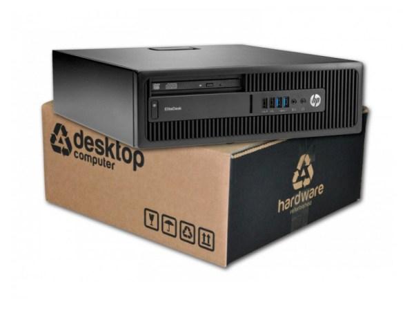 Ordenadores Intel Core i7 HP EliteDesk 800 G2 Ocasion
