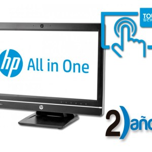 Ordenadores All in one HP 800 G1 All in One 23″ Ocasion