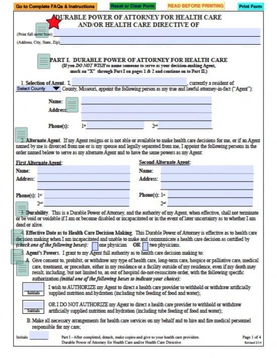 Estate Tax Form 712