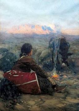 navajo-shepherdess