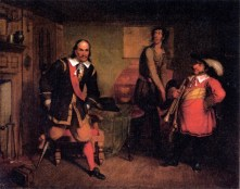 peter-stuyvesant-and-the-trumpeter