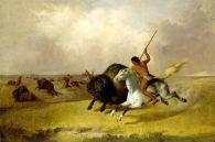 small_buffalo-hunt-on-the-southwestern-prairies