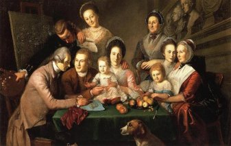 the-peale-family