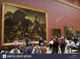 the-raft-of-the-medusa-1819-by-theodore-gericault-in-the-louvre-museum-B0RHHT