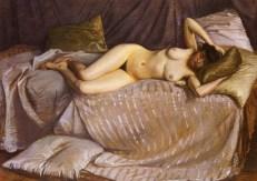 Caillebotte_Gustave_Femme_Nue_Etendue_Sur_Un_Divan