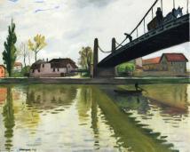 Albert-Marquet-Le-Pont-de-Conflans