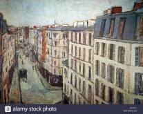 painting-titled-rue-de-la-jonquire-by-maurice-utrillo-1883-1955-a-G1CX7T