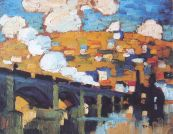 Robert_Antoine_Pinchon,_1905,_Le_Pont_aux_Anglais,_Rouen,_oil_on_canvas,_32_x_47_cm,_private_collection