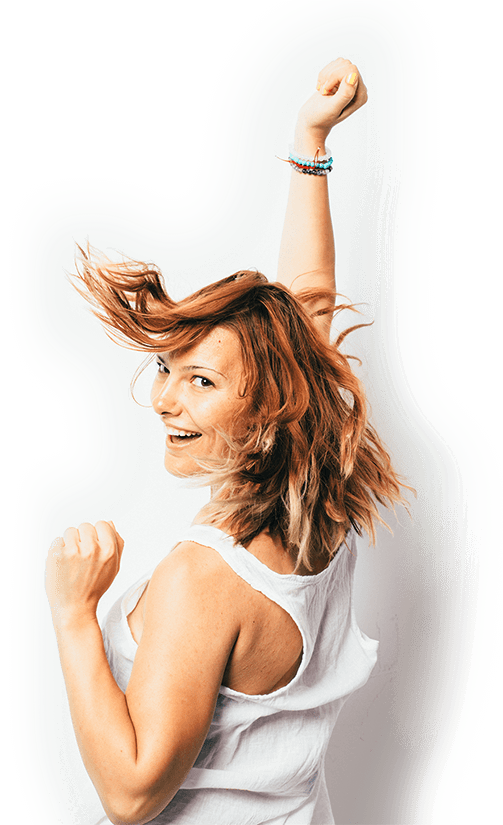 Power Of Hormones   Womens Health Offer  Image of Woman 1