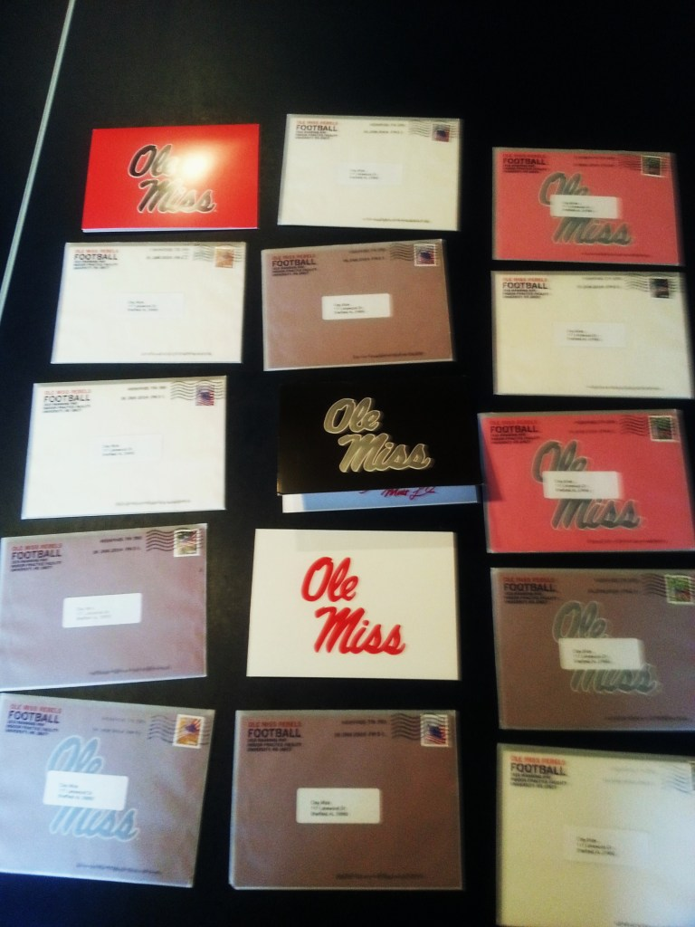 Hugh Freeze and Ole Miss are a Class Act