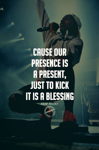 strong asap rocky quotes and sayings
