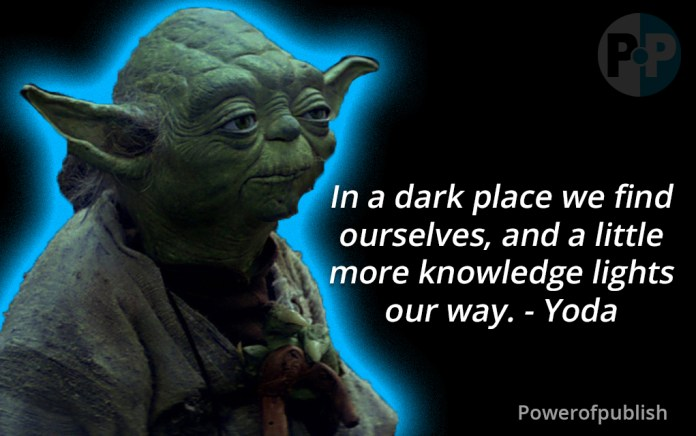 17 Amazing Yoda Quotes To Inspire You To Greatness Powerofpublish