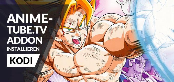 Anime-Tube.tv Addon installieren in Kodi