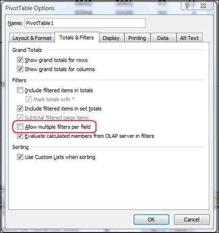 Multiple Filters Per Field