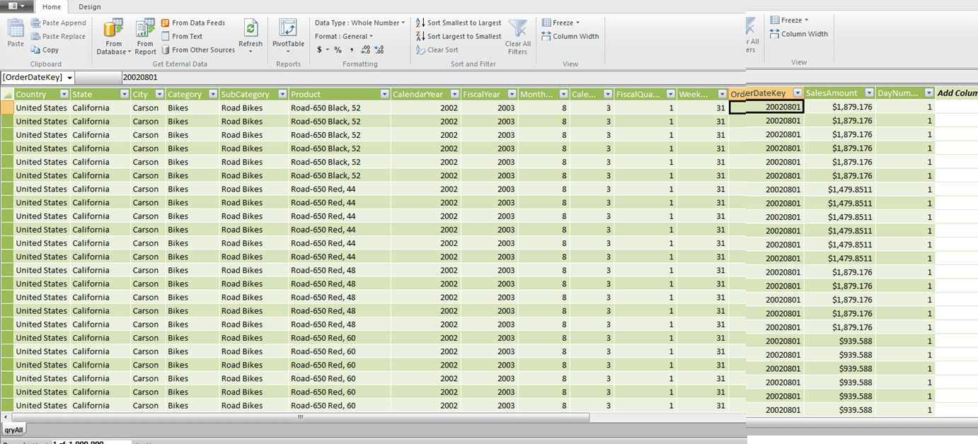 Using Excel CUBE Functions with PowerPivot - PowerPivotPro