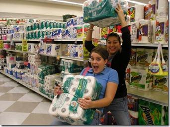 Toilet Paper Sales At Halloween - Effective Promos or Just Seasonal?