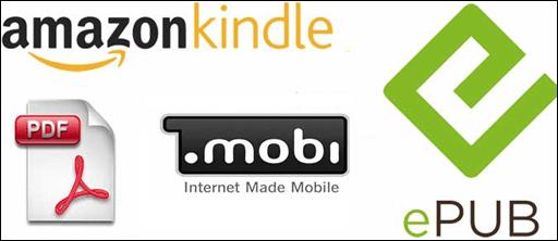 PowerPivot eBook Formats for Kindle, iPad, etc.