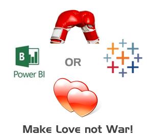 Power BI and Tableau: Best Friends Forever - PowerPivotPro