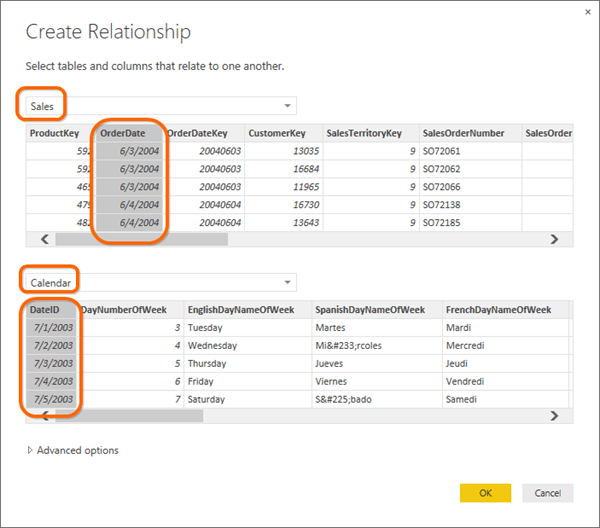 Power BI Create Relationship Dialog is MUCH Better than the Power Pivot Equivalent