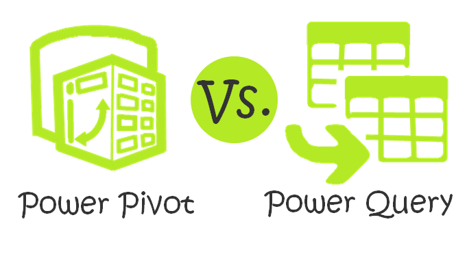 Power Pivot versus Power Query: Power BI Dilemma - PowerPivotPro