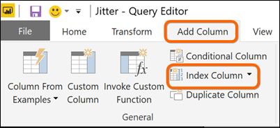 Power Query Add Index Column: A Sneaky Way to Get Our Unique Identifier Column