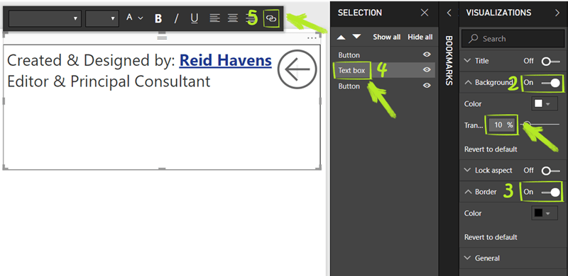 Setup Instructions For Text Box